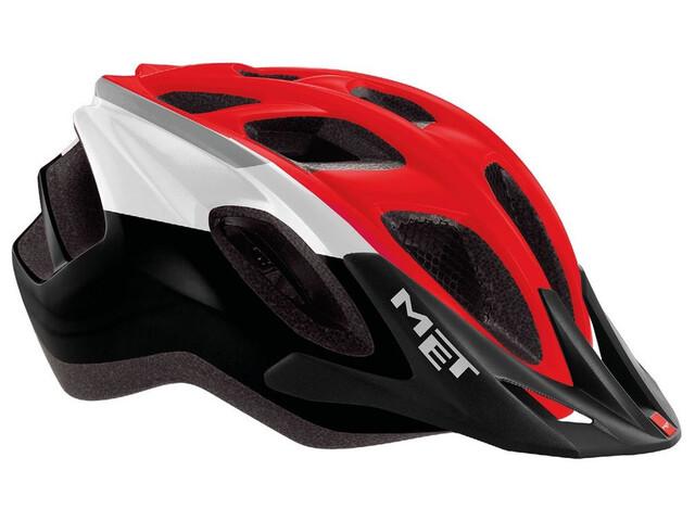 MET Funandgo Helm black/red